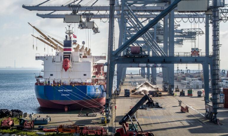 Største vækst i EU – Skibe på dansk flag brager frem