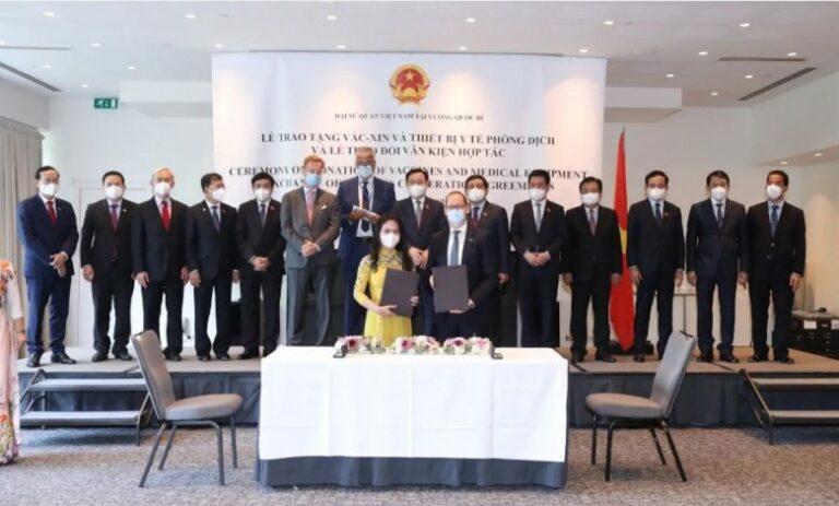 Ørsted i strategisk samarbejde om havvindprojekter i Vietnam