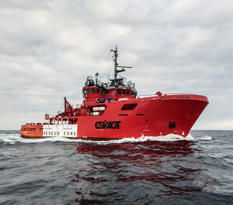 Ny stor hæder til Esvagt og Maersk Tankers
