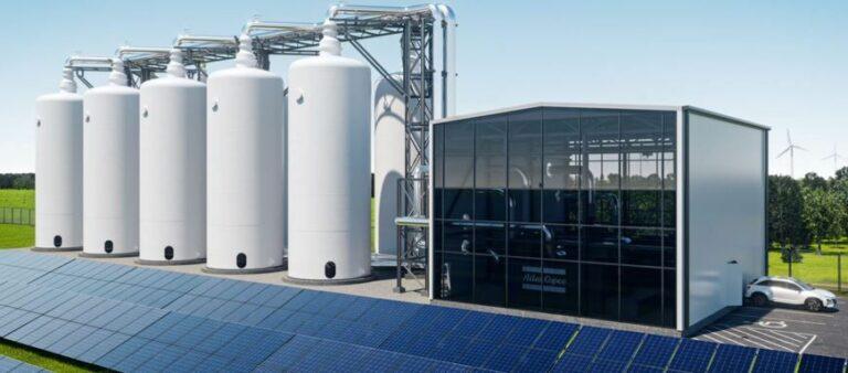 Grøn energi skal opbevares i varme sten i Rødby