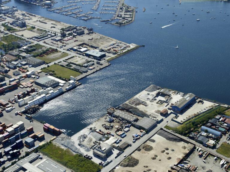 København finder entreprenør til anlæg af midlertidig havn