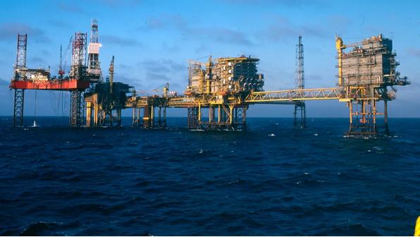 Energistyrelsen nedskriver forventet olie- og gasproduktion