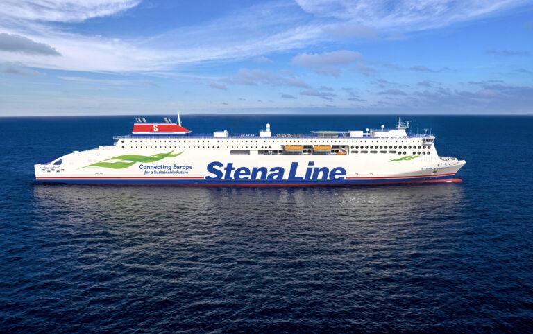 Stena Line sætter nye E-Flex-færger i drift på Østersøen