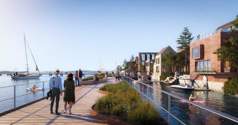 Farvel til erhvervshavnen – Her er plan for Nykøbing Falsters havn