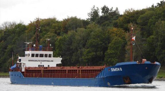 Fragtskib grundstødt i Limfjorden – Bøde til kaptajnen