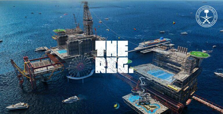 Sådan skal den se ud: Milliardærer vil bygge offshore forlystelsespark