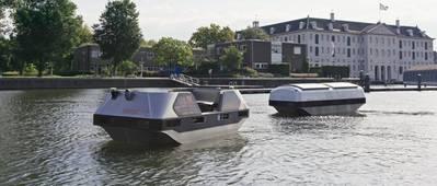 "Amsterdam to Start Testing Self-Driving ""Roboat"""