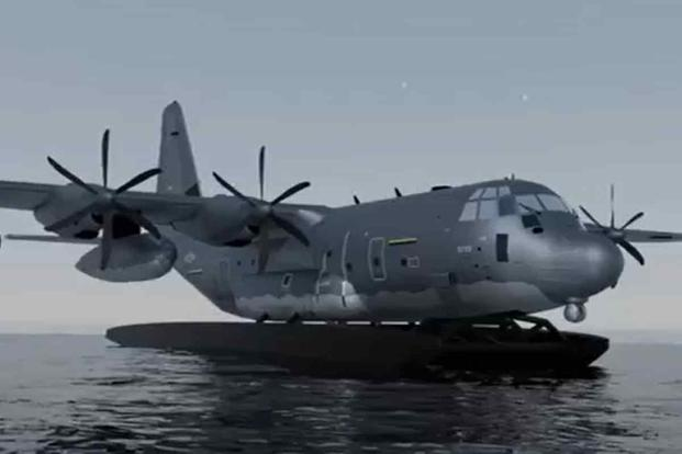 US Air Force Wants Special Ops Amphibious Aircraft
