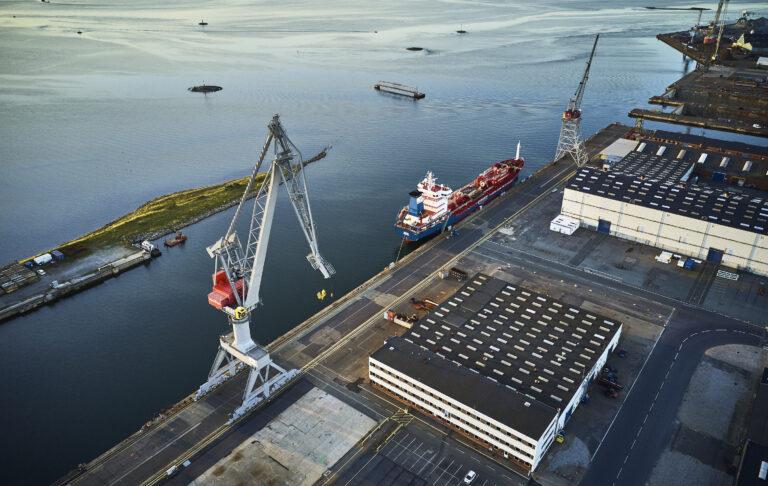 Samarbejde om søopmåling giver større maritim sikkerhed