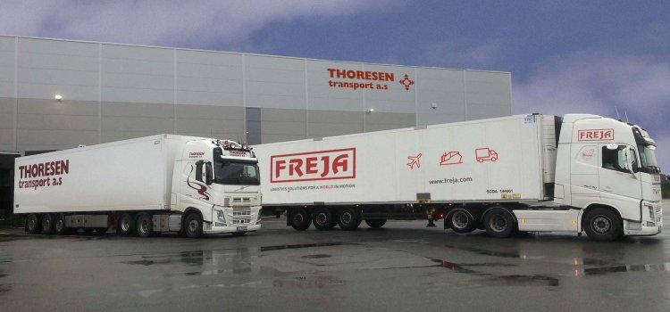 Dansk logistikoperatør udvider i Norge
