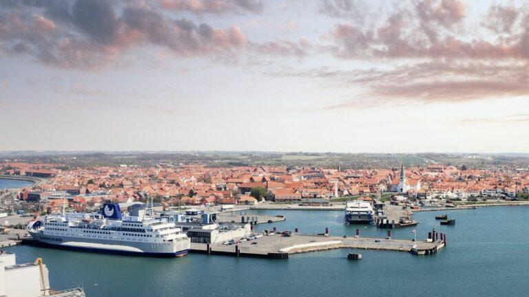 Molslinjen skyder mod Rønne Havn – De vandt ikke første retssag