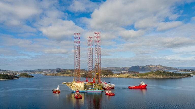 Skal lagre al dansk CO2 i tidligere Nordsø-felt